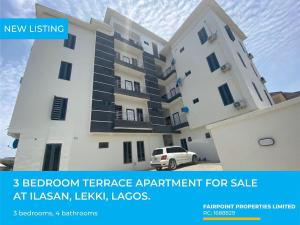 4 bedroom Detached Duplex House for sale Ilasan Lekki Lagos