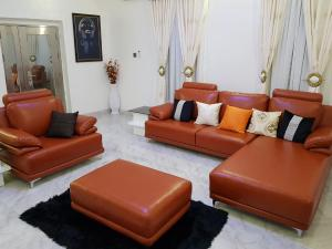 4 bedroom Semi Detached Duplex House for shortlet Ikota Lekki Lagos