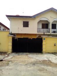 Semi Detached Duplex House for sale Wemabod estate  Adeniyi Jones Ikeja Lagos