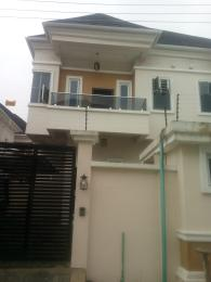 4 bedroom Detached Duplex House for rent Chevron Extension New Estate chevron Lekki Lagos