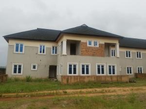 4 bedroom Semi Detached Duplex for sale Beside Estate 11, Opposite Enyo Filling Station, Redeem Camp, Mowe, Lagos Ibadan Expressway Mowe Obafemi Owode Ogun