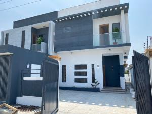 4 bedroom Semi Detached Duplex House for sale Orchid road 2nd tollgate Lekki chevron Lekki Lagos