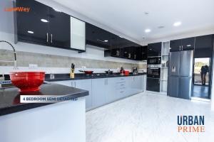 4 bedroom Semi Detached Duplex House for sale Abraham adesanya Ajah lekki phase2 Abraham adesanya estate Ajah Lagos