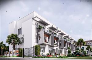 4 bedroom Terraced Duplex House for sale Beach View Estates Ilasan Lekki Lagos