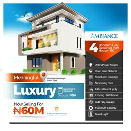5 bedroom Detached Duplex House for sale Abraham Adesanya Ajiwe Ajah Lagos