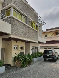 4 bedroom Terraced Duplex House for rent off Bisola Durosinmi Etti Road, lekki phase 1 Lekki Lagos