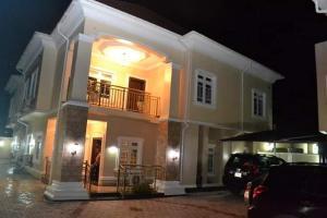 5 bedroom Detached Duplex House for sale Cocaine Estate Extension  Port Harcourt Rivers