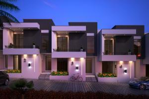 4 bedroom Terraced Duplex House for sale life camp  Dape Abuja