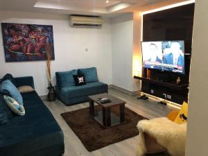 1 bedroom mini flat  Self Contain Flat / Apartment for shortlet ... Awolowo Road Ikoyi Lagos