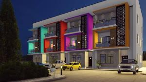 5 bedroom Terraced Duplex House for sale Just By Galadimawa roundabout Galadinmawa Abuja