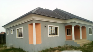 3 bedroom Detached Bungalow House for sale After timber market off Oron Road Uyo Akwa Ibom
