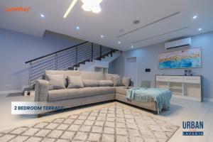 2 bedroom Terraced Duplex House for sale Ogombo road Abraham adesanya estate Ajah Lagos