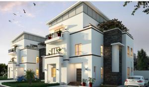 5 bedroom Massionette House for sale Bellevue Residence Life Camp Abuja