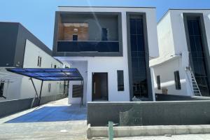 4 bedroom Detached Duplex for sale 2nd Toll Gate Lekki Phase 2 Lekki Lagos