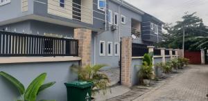 4 bedroom Semi Detached Duplex House for rent off Peter Odili road Trans Amadi Port Harcourt Rivers