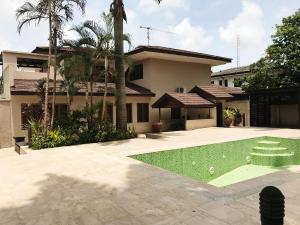 6 bedroom Detached Bungalow House for sale .off Bourdillon  Old Ikoyi Ikoyi Lagos