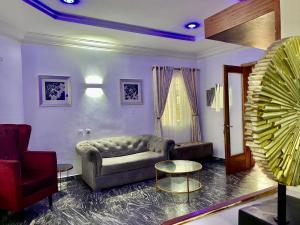 Detached Duplex House for shortlet - Lekki Phase 1 Lekki Lagos