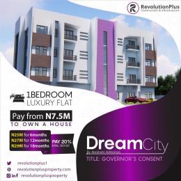 1 bedroom mini flat  Flat / Apartment for sale Dream City Estate, Abraham Adesanya Abraham adesanya estate Ajah Lagos