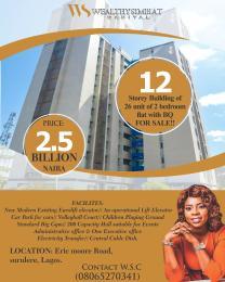2 bedroom Flat / Apartment for sale Eric Moore, Surulere Surulere Lagos