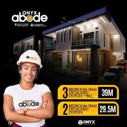 2 bedroom Semi Detached Duplex for sale Watch Tower Bogije Ibeju-Lekki Lagos