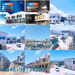 2 bedroom Terraced Duplex House for sale Atlantic Layout Estate Abraham Adesanya Lekki Ajah Lagos Ajiwe Ajah Lagos