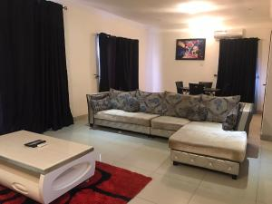 2 bedroom Penthouse Flat / Apartment for shortlet CHEVRON DRIVE chevron Lekki Lagos