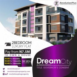 2 bedroom Mini flat for sale Dream City Estate, By Abraham Adesanya Road Abraham adesanya estate Ajah Lagos
