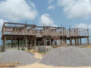 2 bedroom House for sale Royal palm villa phase 2 estate resort. Ibeju-Lekki Lagos