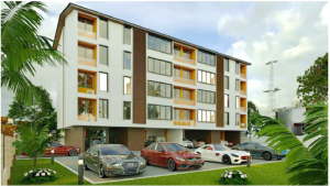 2 bedroom Flat / Apartment for sale Wingate Apartments, Inside Millennium Estate, Gbagada, Ifako, Gbagada, Lagos Ifako-gbagada Gbagada Lagos