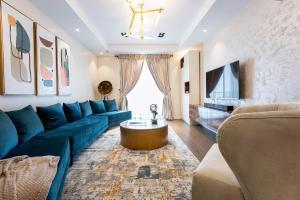 2 bedroom Studio Apartment Flat / Apartment for shortlet sapphire tower, bluewater residence lagos ONIRU Victoria Island Lagos
