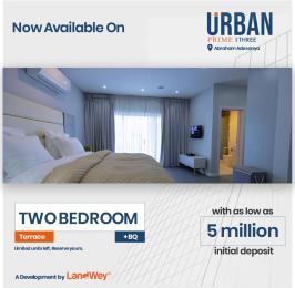 2 bedroom Terraced Duplex House for sale Urban prime 3 Estate Abraham Adesanya  Abraham adesanya estate Ajah Lagos