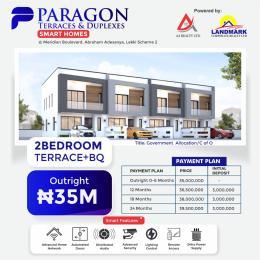 2 bedroom Terraced Duplex House for sale Meridian Boulevard Estate, By Abraham Adesanya Okun Ajah Ajah Lagos