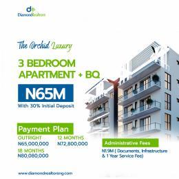 3 bedroom Shared Apartment Flat / Apartment for sale Novare mall Lekki Monastery road Sangotedo Lagos