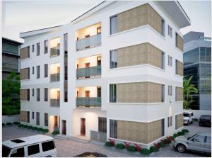 3 bedroom Flat / Apartment for sale Amen Estate Development, Eleko beach road, off lekki ape expressway,  ibeju lekki, lagos Eleko Ibeju-Lekki Lagos