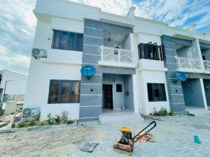 3 bedroom Detached Duplex for sale Abraham Adesanya Estate, Ajah. Abraham adesanya estate Ajah Lagos