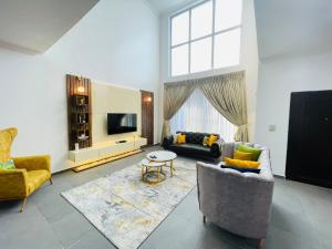 3 bedroom Detached Duplex for shortlet Adewale Oshin Lekki Phase 1 Lekki Lagos