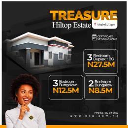 3 bedroom Detached Duplex for sale Ikola Command Alagbado Ipaja Lagos
