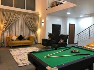 3 bedroom Detached Duplex for shortlet Lekki Phase 1 Lekki Lagos