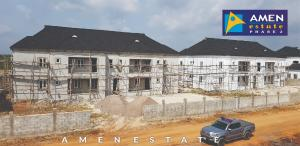 3 bedroom Flat / Apartment for sale Amen Estate Development, Eleko beach road, off lekki ape expressway,  ibeju lekki, lagos Eleko Ibeju-Lekki Lagos