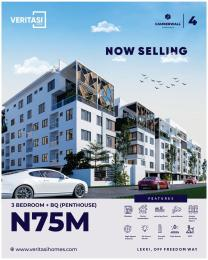 3 bedroom Penthouse for sale Ikate Lekki Lagos