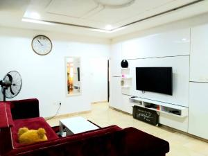 3 bedroom Penthouse for shortlet Around Enyo Filling Station Ado Ajah Lagos