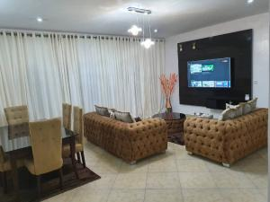 3 bedroom Self Contain for shortlet Ikate Lekki Lagos