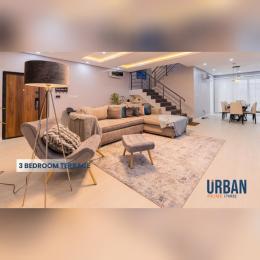 3 bedroom Terraced Duplex for sale Abraham Adesanya Road Ajah Lagos