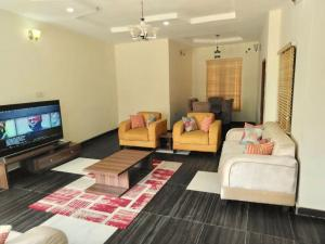 3 bedroom Terraced Duplex for shortlet Orchid Road , David's Court, Van Daniels Estate Lekki Phase 2 Lekki Lagos