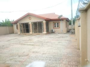 3 bedroom Detached Bungalow House for sale Lotto Rd by Tree of  Life Mowe Obafemi Owode Ogun