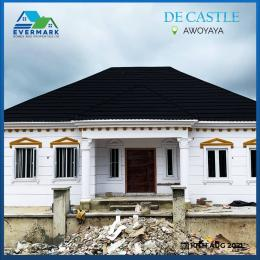 3 bedroom Detached Bungalow House for sale Oribawa, Awoyaya,lagos Awoyaya Ajah Lagos