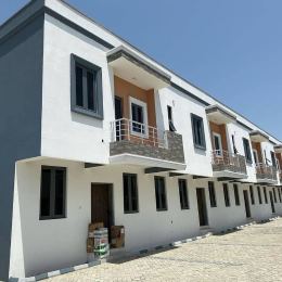 3 bedroom Terraced Duplex House for sale lafiaji lekki Lekki Lagos