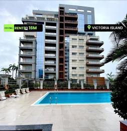 3 bedroom Flat / Apartment for rent Off Adeola odeku Road Adeola Odeku Victoria Island Lagos