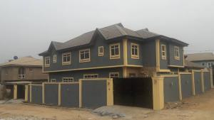 3 bedroom Semi Detached Duplex House for sale Near Sweet Sensation,lagos Ibadan Express Way Magboro Obafemi Owode Ogun