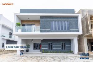 3 bedroom Terraced Duplex House for sale Urban Prime, Ogombo, Abraham Adesanaya, Ajah Ogombo Ajah Lagos